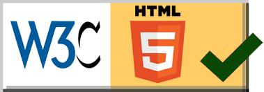 W3.org HTML 5 valid